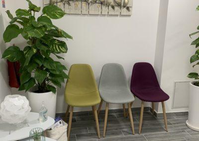 Pôle Libell Santé - salle d'attente